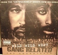 2Pac, Ice Cube, Nate Dogg a.o. - Gang Related - The Soundtrack