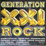 Shania Twain / Wishbone Ash - Generation XXI Rock