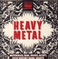 Motorhead, Tank, Accept, Vardis a.o. - Heavy Metal
