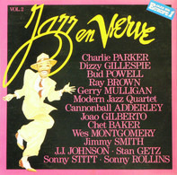 Charlie Parker, Dizzy Gillespie a.o. - Jazz En Verve - Vol. 2