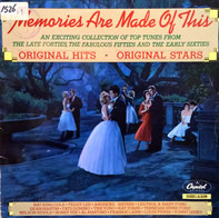 Nat King Cole, Peggy Lee, Andrews Sisters, a.o. - Memories Are Made Of This