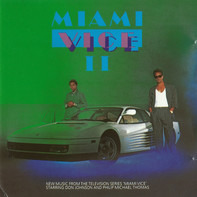 Jan Hammer / Roxy Music a.o. - Miami Vice II (New Music From The Television Series 'Miami Vice')