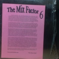 Destiny's Child, Ice Cube, Madonna, Naughty By Nature a.o. - Mix Factor 6