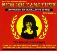 Various - New Orleans Funk Vol.2