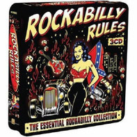 Gene Vincent / Johnny Cash / Roy Orbison a.o. - Rockabilly Rules - The Essential Rockabilly Collection