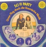 Krautrock Compilation - Sci Fi Party