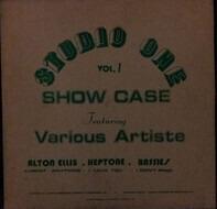 The Heptones, Anton Ellis, Ernest Wilson - Studio One Showcase Volume One