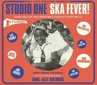 Various - Studio One Ska Fever!