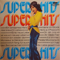 German Pop Compilation - Superhits 72