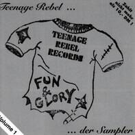 Bluttat, Becks Pistols, Terrorgruppe a.o. - Teenage Rebel ... ... Der Sampler, Volume 1