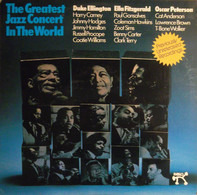Duke Ellington / Ella Fitzgerald / Oscar Peterson a.o. - The Greatest Jazz Concert In The World