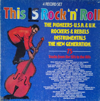 Gene Vincent, Little Richard, Jets, Cat Talk a.o. - This Is Rock 'N' Roll