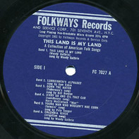 Woody Guthrie, Sam Eskin a.o. - This Land Is My Land