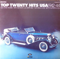 Betty Hutton, Elle Mae Morse a.o. - Top Twenty Hits USA 1942-44