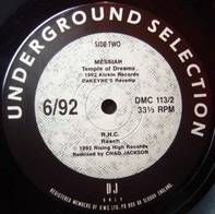 Change / Blake Baxter / R.H.C. / a.o. - Underground Selection 6/92