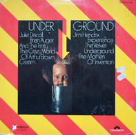 Brian Auger, Hendrix, Driscoll a.o. - Underground
