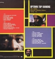 Peter Tosh, Nicky Thomas a.o. - Uptown Top Ranking - Joe Gibbs Reggae Productions 1970-78