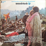 Joan Baez, Jimi Hendrix, Canned Heat, u.a. - Woodstock - Music From The Original Soundtrack And More