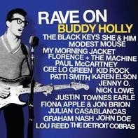 The Black Keys, Patti Smith - Rave On Buddy Holly