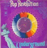 Al kooper, Moby grape, Don ellis, u.a. - Pop Revolution From The Undergroud