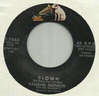 Vaughn Monroe - Clown / There I've Said It Again