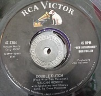 Vaughn Monroe - Double Dutch / Left Right Out Of Your Heart