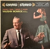 Vaughn Monroe And His Orchestra - There I Sing / Swing It Again