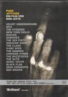 Velvet Underground / The Clash / Bad Brains a.o. - Punk Attitude - Ein Film von Don Letts