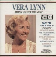 Vera Lynn - Thank You for the music