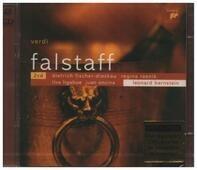 Giuseppe Verdi - Geraint Evans , Mirella Freni , Robert Merrill , Giulietta Simionato , Ilva Ligabu - FALSTAFF