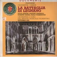 Verdi - La Battaglia Di Legnano (Vittorio Gui)