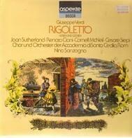 Verdi - Rigoletto,, Accademia di Santa Cecili, Rom, Nino Sanzogno