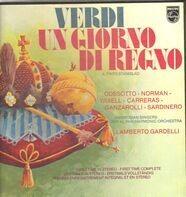 Verdi/L. Gardelli, Royal Philharmonic Orch., Ambrosian singers, Carreras - UN GIORNO DI REGNO