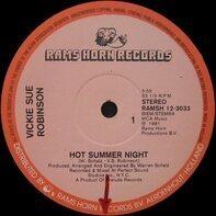 Vicki Sue Robinson - Hot Summer Night