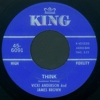Vicki Anderson / James Brown - Nobody Cares / Think