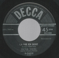 Victor Young And His Singing Strings - La Vie En Rose