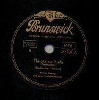 Victor Young und sein Streichorchester - The Melba Waltz / 'Limelight'-Thema
