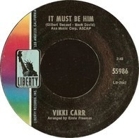 Vikki Carr - It Must Be Him