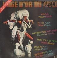 Village People, Dennis Parker, The Ritchie Family, a.o. - L'age D'or Du Disco