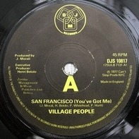 Village People - San Francisco (You've Got Me)