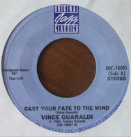 Vince Guaraldi - Cast Your Fate To The Wind / Mr. Lucky