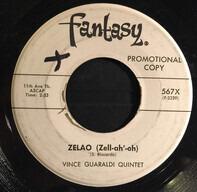 Vince Guaraldi Quintet / Vince Guaraldi Trio - Zelao / Jitterbug Waltz