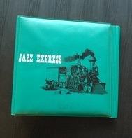 Vintage Schallplattenalbum - Jazz Express, für 40 Singles