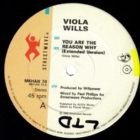 Viola Wills - You Are The Reason Why