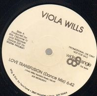 Viola Wills - Hot For You / Love Transfusion