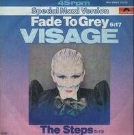 Visage - Fade To Grey / The Steps