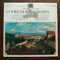 Chopin - Vittorio De Col Spielt Frédéric Chopin