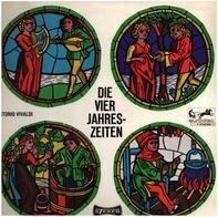 Vivaldi/ Das Süddeutsche Kammerorchester, Friedrich Tilegant - Die vier Jahreszeiten