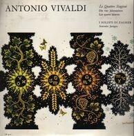 Antonio Vivaldi - Slovak Chamber Orchestra , Dirigent Bohdan Warchal - Die vier Jahreszeiten