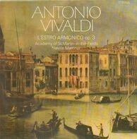 Vivaldi - L'Estro Armonico, Academy of St. Martin-in-the-Fields, Neville Marriner